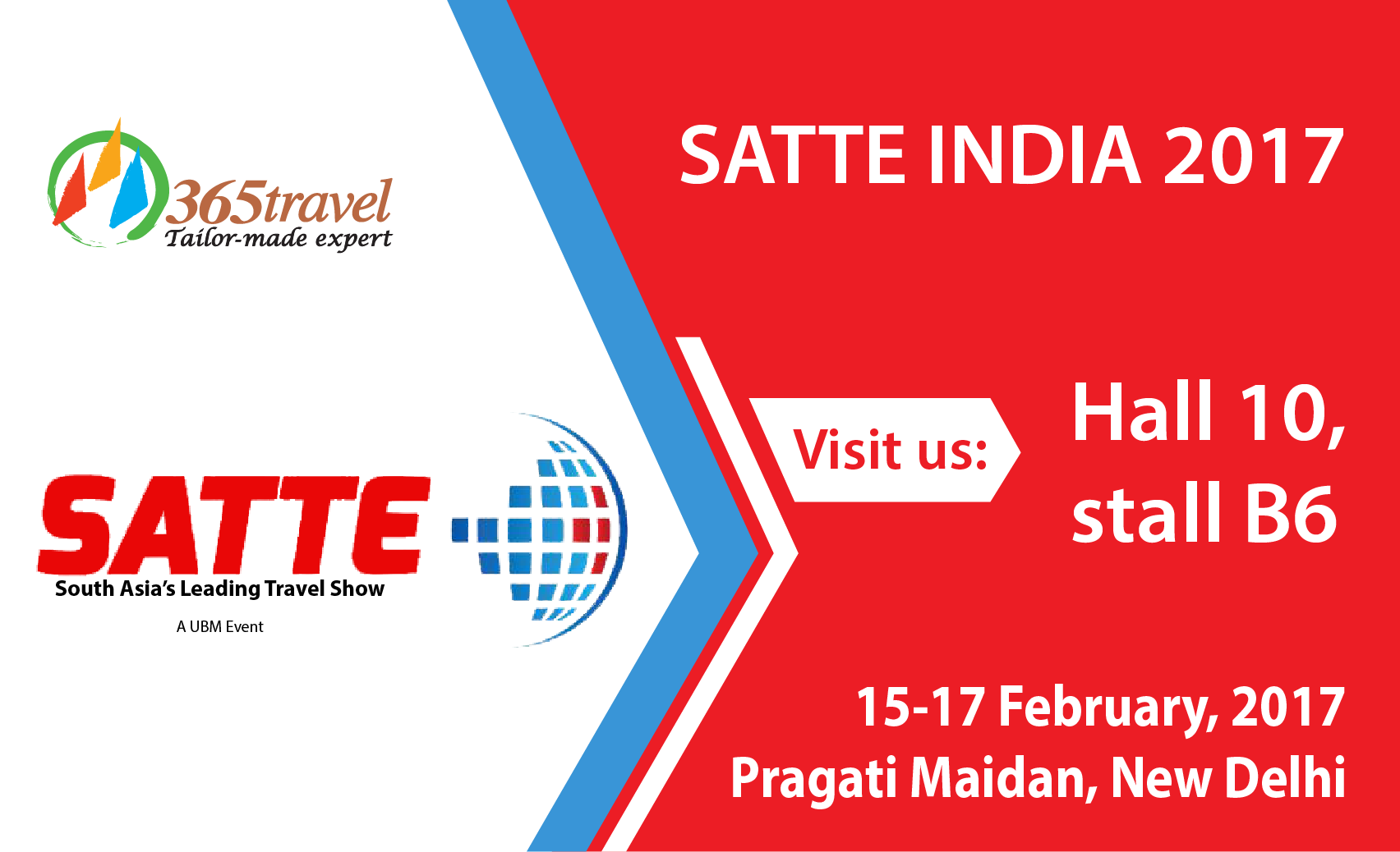 365 Travel At Satte India 2017