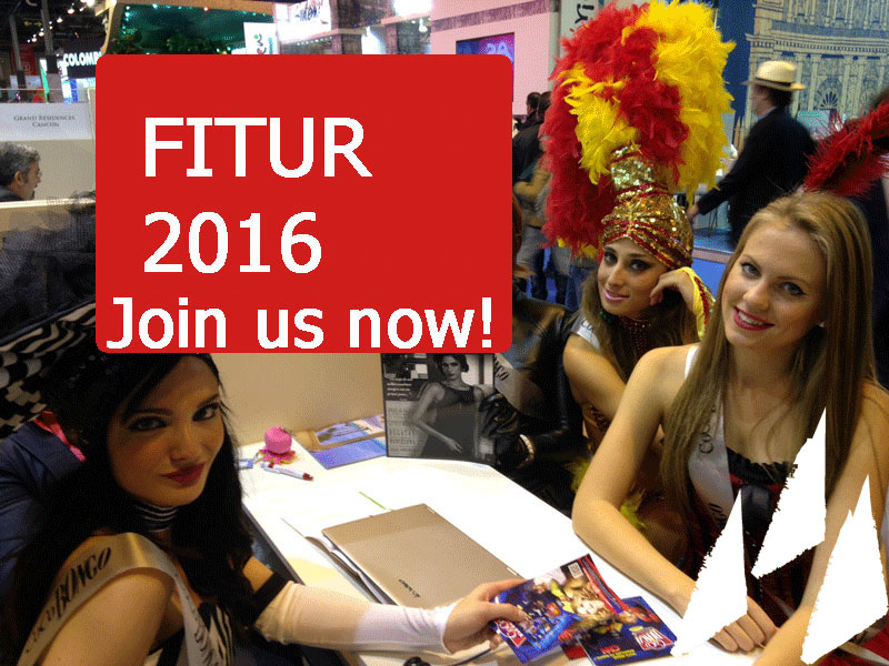365 Travel joins FITUR 2016 in Spain