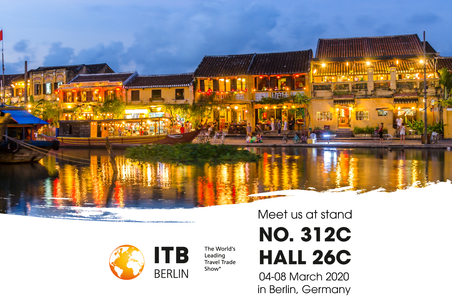 365 Travel attend ITB Berlin from 4 to 8 March, 2020