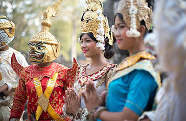 Cambodia Culture & Customs