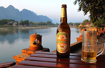 Laos Food and Drinks