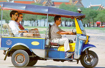 Thailand Transportation