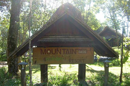 Mountain Oasis Resort Kanpetlet