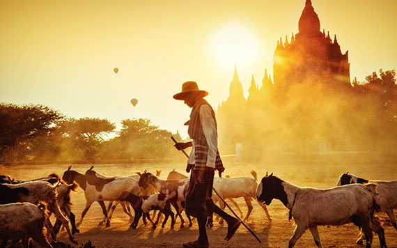 Bagan – Full Day City Tour