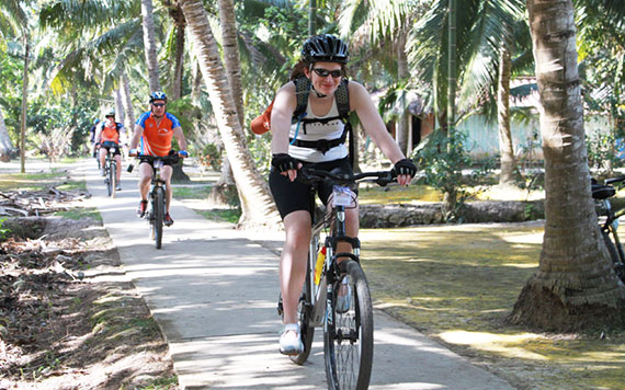 Biking Ho Chi Minh City To My Tho (Mekong Delta)