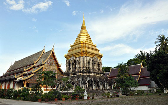 Chiang Mai Half Day City & Temples