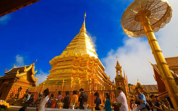 Chiang Mai Half Day Doi Suthep And Temples
