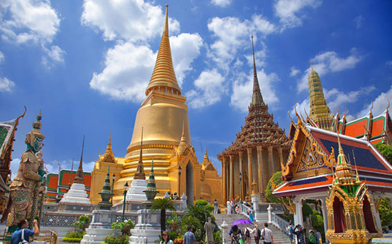 Chiang Rai Half Day City & Temples