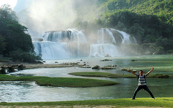 Discover Bac Can, Cao Bang & Ban Gioc Waterfall