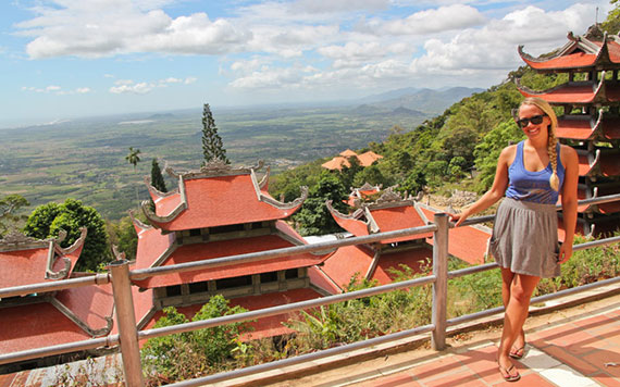 Excursion To Ta Cu (Takou) Moutain Pagoda