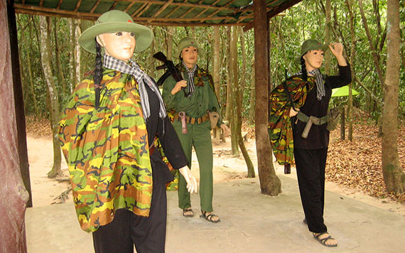 Ho Chi Minh – Cu Chi Tunnels (A Story Of War)