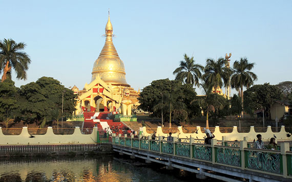 Yangon – Full Day City Tour