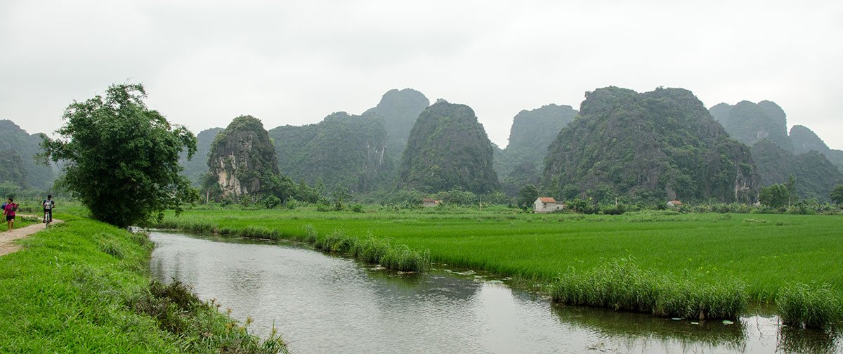 Biking Tour In Ninh Binh