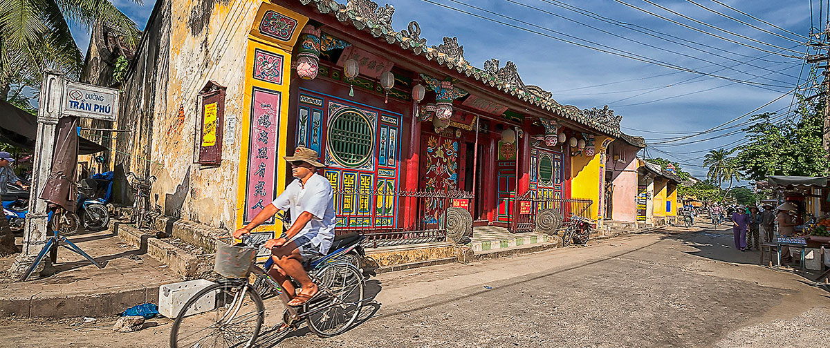 Full Day Biking In Hoi An & To My Son