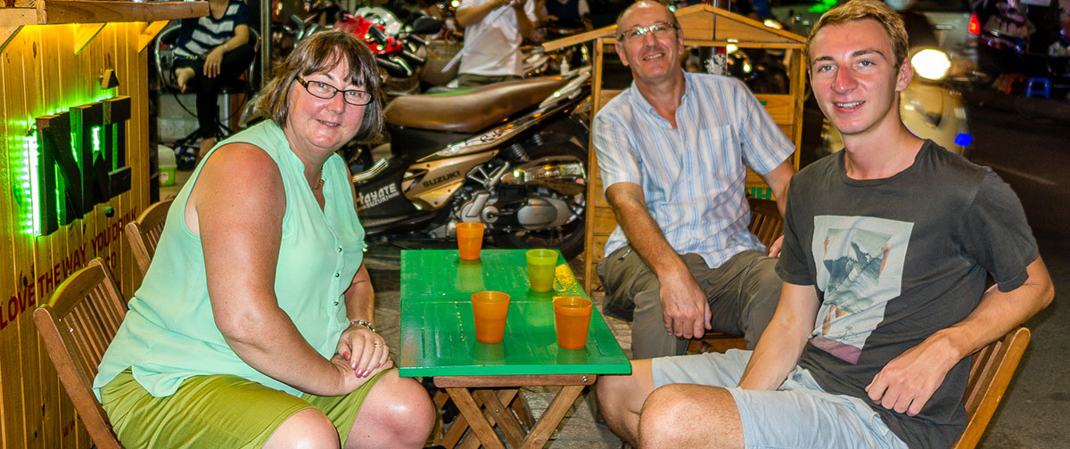 Ho Chi Minh Half Day Vespa Food Tour