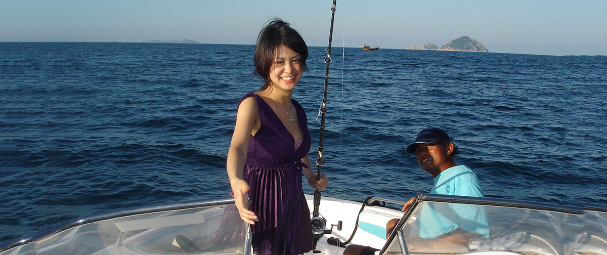 Night Fishing Trip At Mun Island And Surrounding By Speedboat