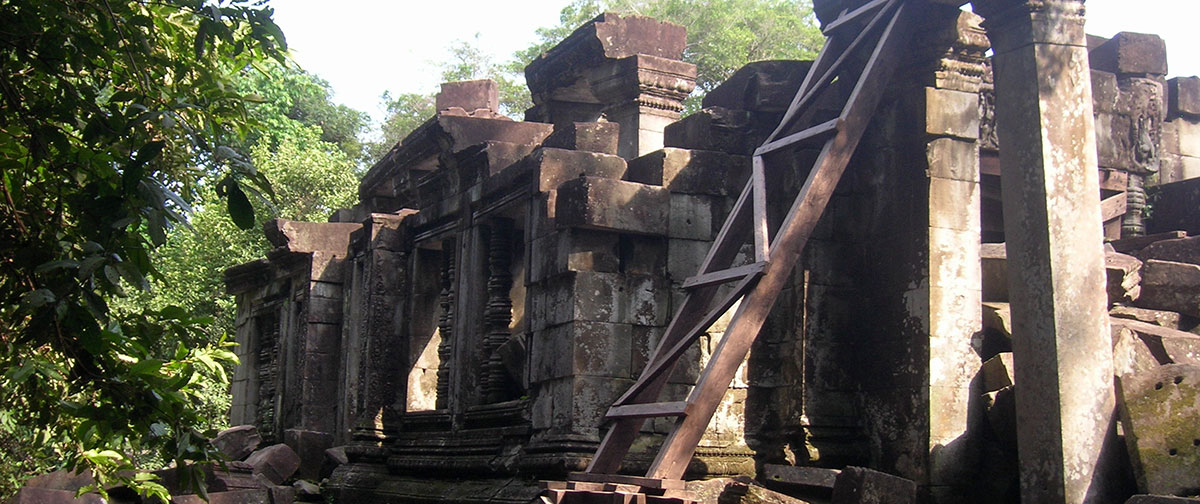 Siem Reap – Full Day Beng Mealea And Banteay Srei With Lunch
