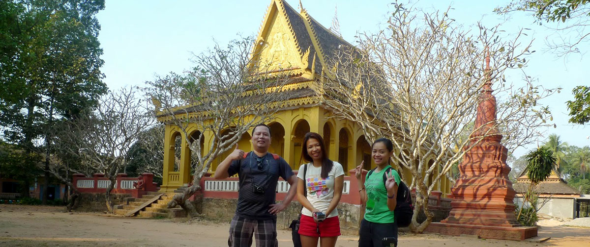 Siem Reap - Half Day Pagodar Tour