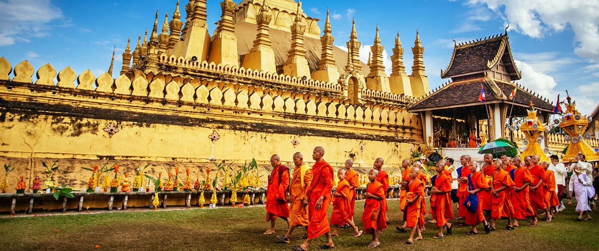 Vientiane – Half Day City Tour