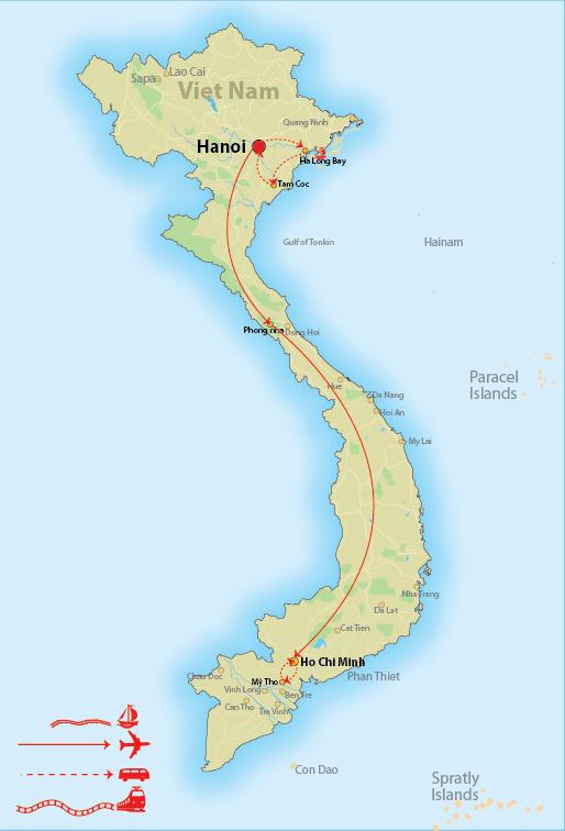 Kong Skull Island Vietnam